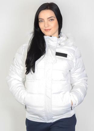 Зимняя женская куртка everlast  оригинал (xs,s,m на рост 160-177 см)
