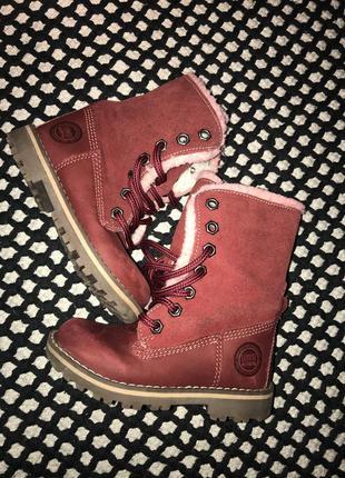 Ботинки зимние lasocki