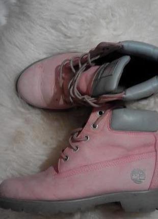 Ботинки  кожа 100 % демисезонные