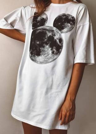 Футболка , длинная футболка, туника