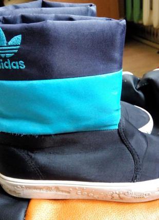 Adidas сапоги,ботинки оригинал