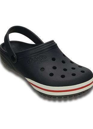 Crocs оригинал шлепанцы м9 w11 unisex крокс кроксы размер 42 43 шлепки тапки клоги