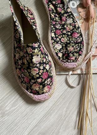 Туфли еспадрильи asos