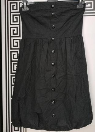 Сукня чорного кольору розмір виробника л 👗
