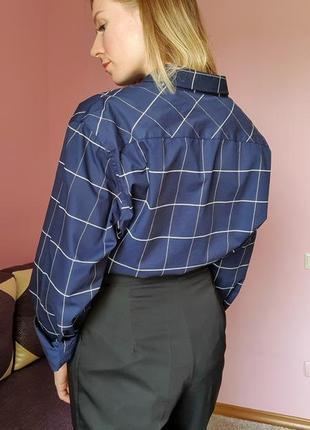 Рубашка оверсайз, плотная,  отличное качество,  разные варианты стилизации
