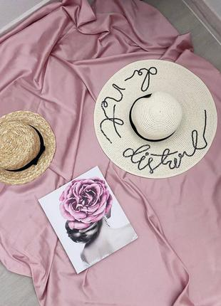 Шляпа 2 вида