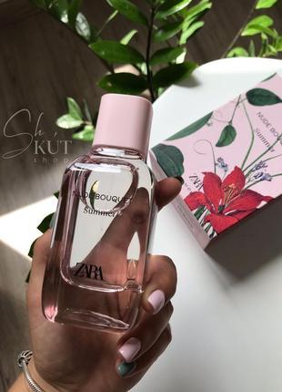 Zara nude bouquet summer 100 мл