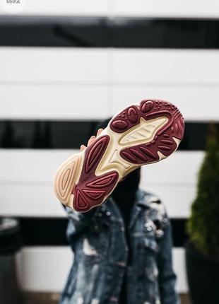 💕 женские кроссовки adidas ozweego3 фото