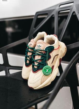 💕 женские кроссовки adidas ozweego2 фото