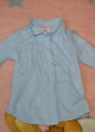 Блузка sela  на 2-3 года