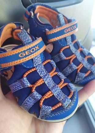 Босоножки geox 22 р