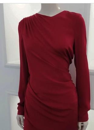 Шёлковое платье diane von furstenberg