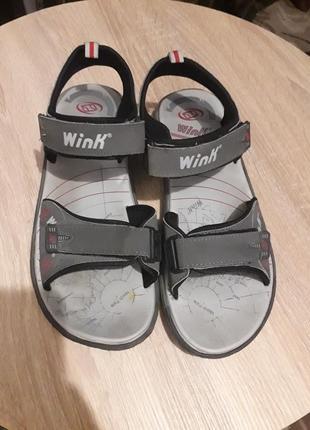 Мужские босоножки сандали