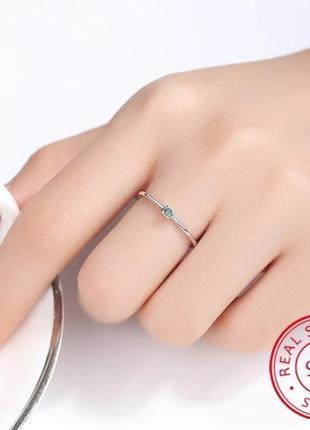 Серебряное кольцо 9256 фото