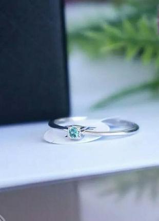 Серебряное кольцо 9255 фото