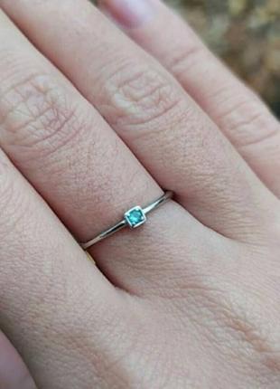 Серебряное кольцо 9251 фото