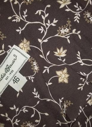 Платье цветочный принт винтаж8 фото