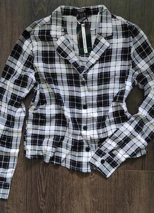 Легкая вискозная рубашка