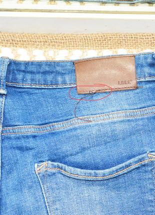 Новые голубые шорты h&m3 фото