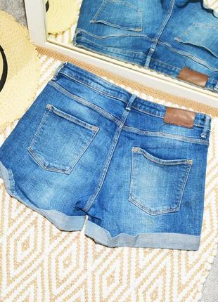 Новые голубые шорты h&m2 фото