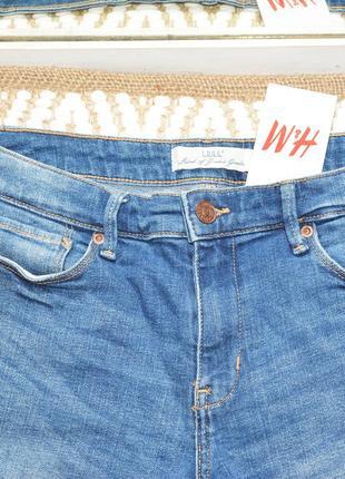 Новые голубые шорты h&m7 фото