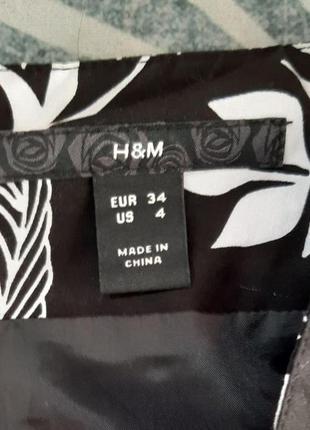 Юбка летняя h&m2 фото