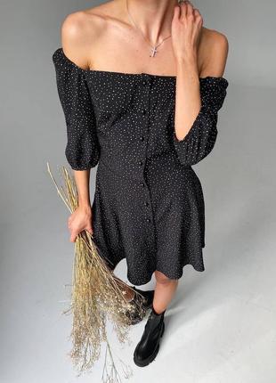 Платье в горох3 фото