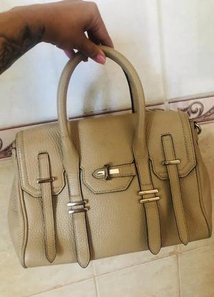 Кожаная сумка rebecca minkoff1 фото