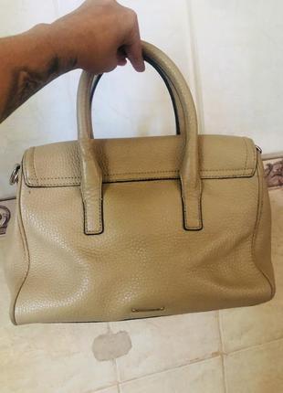 Кожаная сумка rebecca minkoff2 фото
