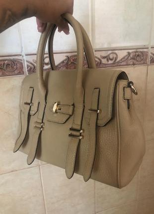 Кожаная сумка rebecca minkoff9 фото