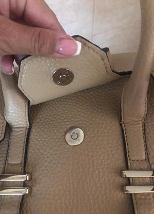 Кожаная сумка rebecca minkoff6 фото
