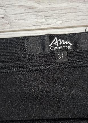 Стильна чорна спідниця 40 грн. розпродаж2 фото