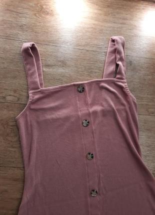 Платье миди сарафан 42-444 фото