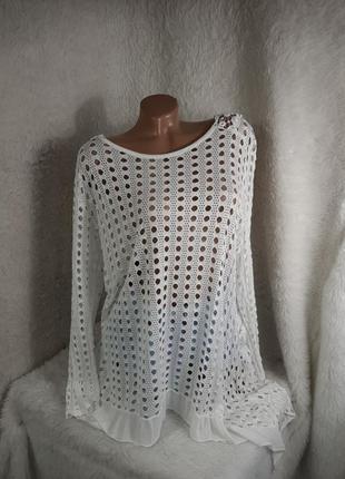 Блуза кофта джемпер