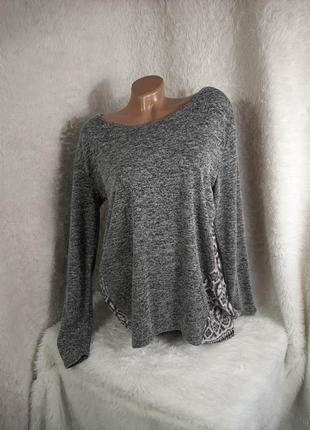Блуза джемпер