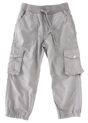 Хлопковые штаны chicco на 3-4 года
