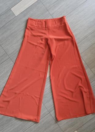 Шикарные широкие брюки палаццо