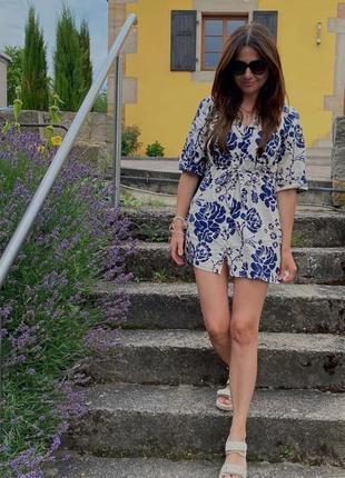 Платье сарафан сукня плаття zara