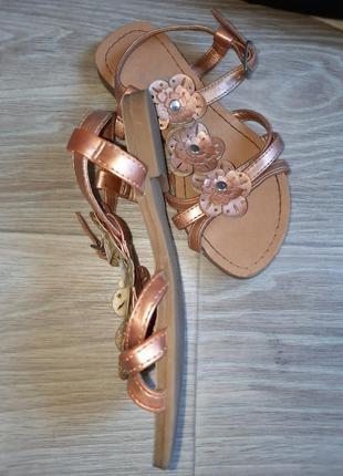 Босоножки сандалии m&s р 9