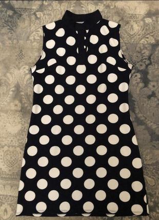 Коротенькое платье 👗