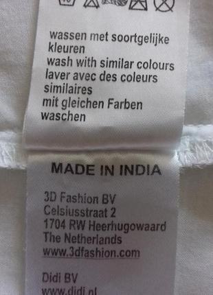 Индия / натуральная тонкая длинная свободная рубашка / туника /блузка /довга сорочка10 фото