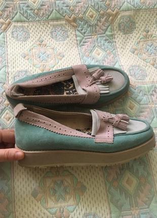 Туфли мокасины лофферы брендовые