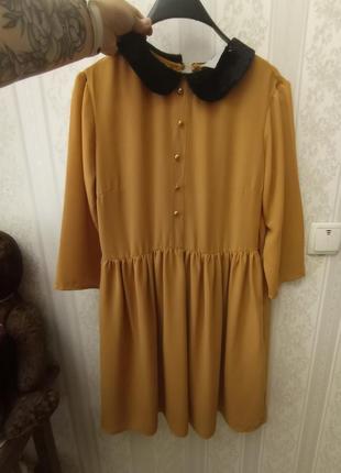 Платье винтаж1 фото