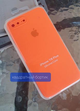 Чехол для айфон iphone 7 plus / 8 plus
