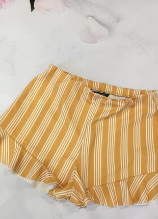 Стильные шорты юбка