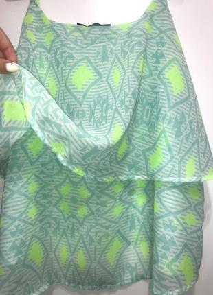 Летняя блузка/майка2 фото