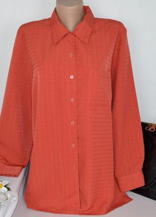 Брендовая блуза рубашка с карманом isabelle этикетка