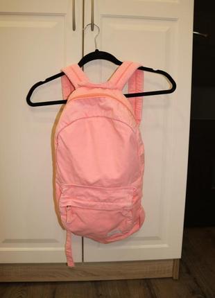 Детский рюкзак варенный эффект