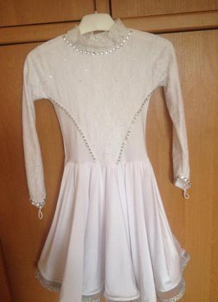 Бальное платье латино стандарт
