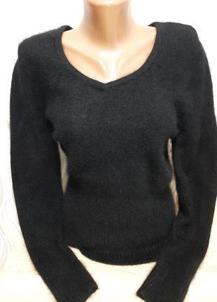 Mossimo стильный мягкий свитер с ангоры